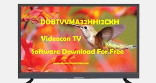 DDBTVVMA32HH12CKH Update software