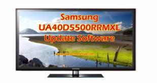 samsung 40 inch led tv update firmware