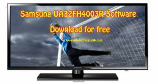 Samsung UA32FH4003R Software Download