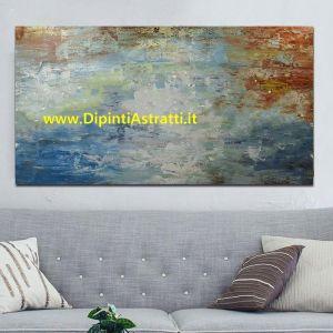 Dipinti Astratti 100% dipinti a mano a olio su tela - Oggi 20 € di ...