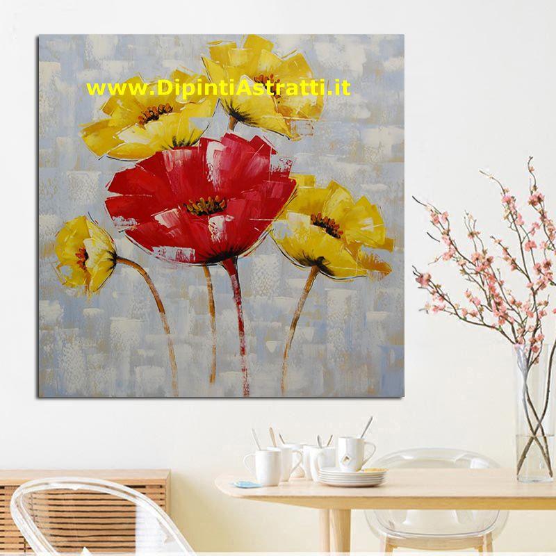 stunning quadri moderni con fiori photos acrylicgiftware