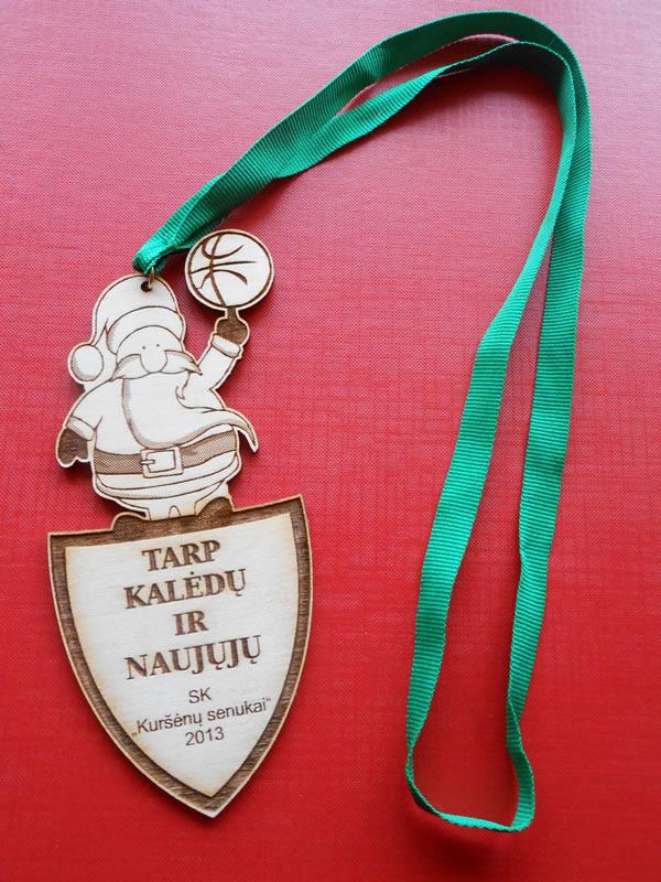 Medinis medalis