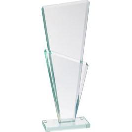 Stiklinis apdovanojimas STI-GS811-32