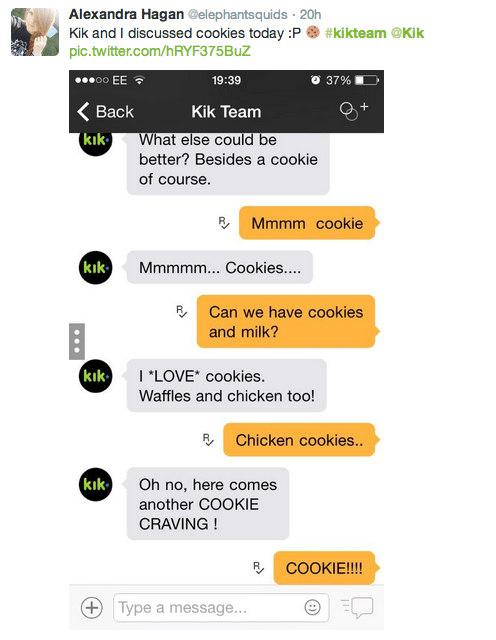Kik_Bot_Cookie_Conversation
