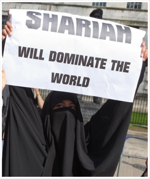 burqa sharia brussels