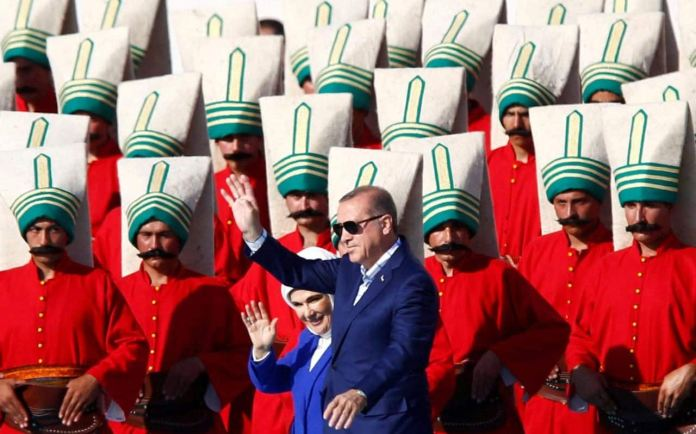 Turchia identità