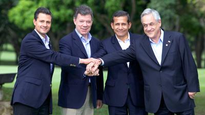 L'Alliance du Pacifique : enjeux et perspectives de la nouvelle union économique latino-américaine