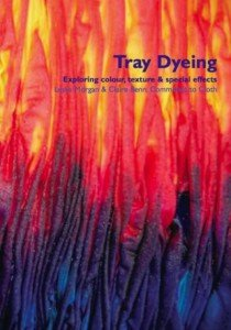 Tray dyeing book