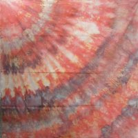 "Snow Dyed Broadcloth Square 42"" #2"