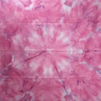 "Snow Dyed Broadcloth Mandala 42"" square #3"