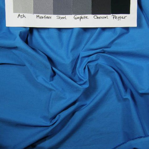 Serene Cerulean (Happy Hawaii) ultra dark Solid, 419