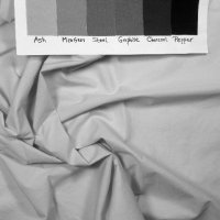 Flat, greeny-grey solid, Pimatex