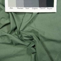 Light laurel greeny grey solid
