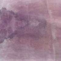 "Snow-dyed Purple Print Cloth 42"" wide"