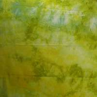 Yellow-green quilting cotton