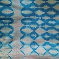 Peacock radiance shibori detail 1