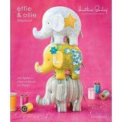Effie & Ollie Elephant Pincushion/Toy