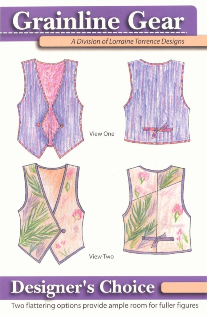 Designer's Choice Vest