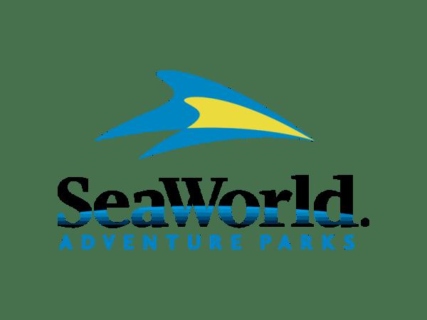 SeaWorld Tickets Orlando Logo at DIp Travel