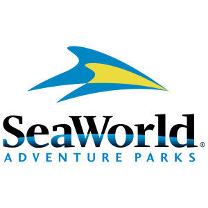 SeaWorld Tickets Orlando Logo at DIp Travel