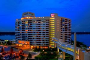 Walt Disney Resort Opening
