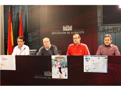 La Diputación invierte 385.000 € en los circuitos deportivos de carreras, BTT y orientación deportiva, que siguen creciendo en participación