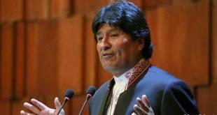 Morales confirma nueva demanda de Bolivia contra Chile