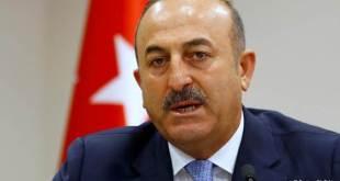 Mevlut Cavusoglu, ministro turco de Exteriores.