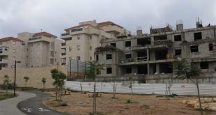 Asentamiento israelí en Cisjordania. Foto: Annie Slemrod/IRIN