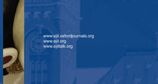 New Issue of EJIL (Vol. 28 (2017) No. 2) – Published