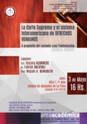 La Corte Suprema y el Sistema Interamericano de DDHH. A Propósito del reciente caso Fontevecchia
