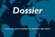 Dossier - NEWSLETTER