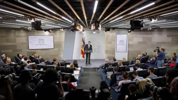 Respaldo de la UE y EE.UU. a Rajoy tras la declaración de independencia de Cataluña