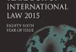 British Yearbook of International Law