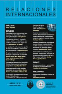 Relaciones Internacionales n 54
