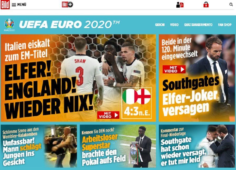 Bild titolo su euro2020