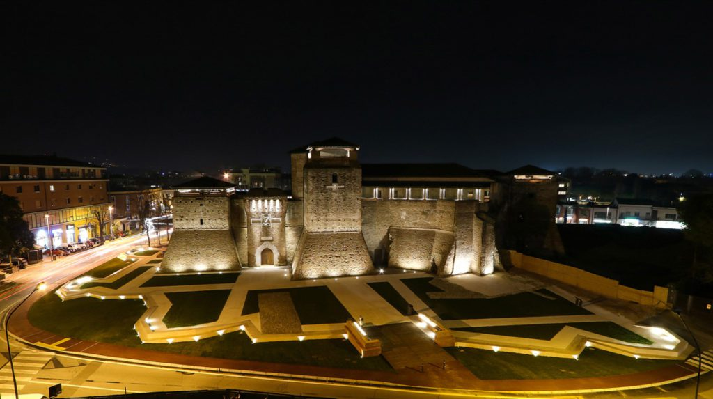 castel sismondo - corte mare