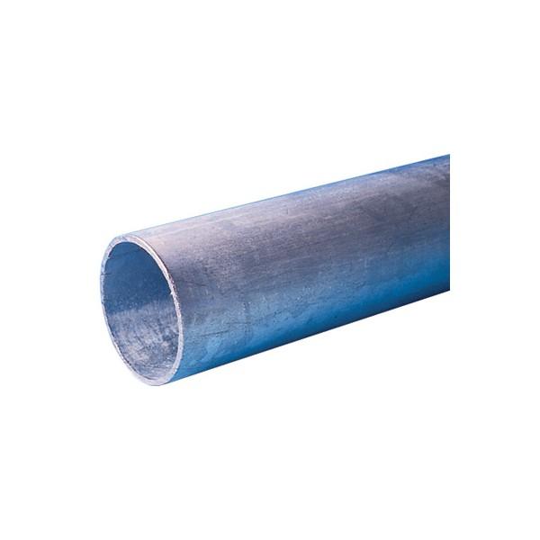 tube rond galva 2 5 m diam 60 mm