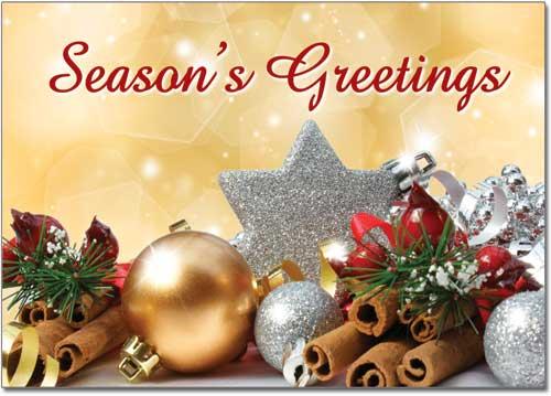 Realty Christmas Postcards Postcard