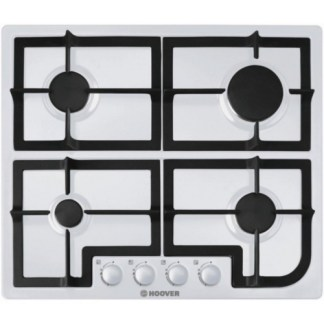 Hoover HGH64SCW Gas Hob