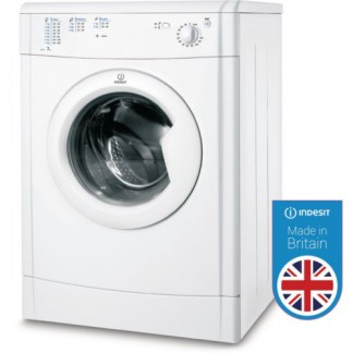 Indesit IDV75 Vented Dryer