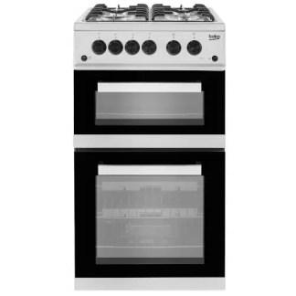Beko KDG582S Gas Cooker