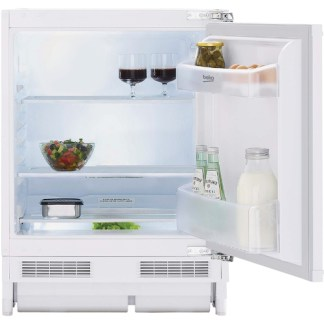 Beko BLSF3682 Integrated Fridge Open