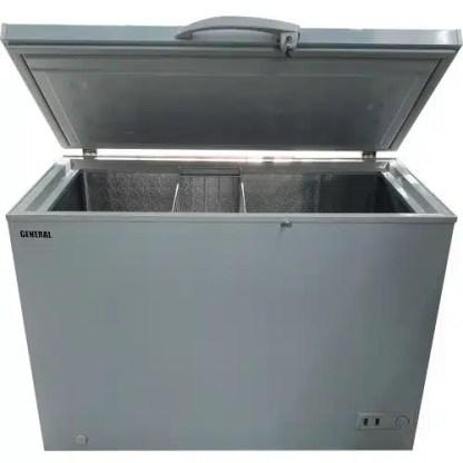 General GCF250W Chest Freezer