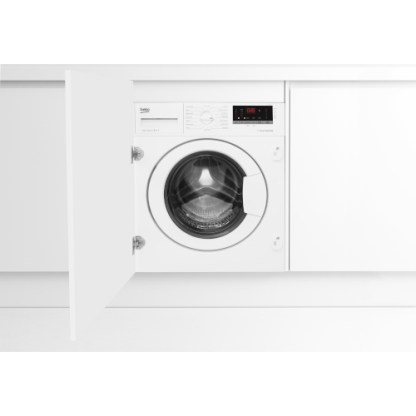 Beko WIR86540F1 Integrated Washing Machine