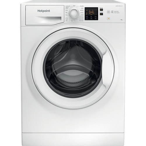 Hotpoint NSWF843CWUKN Washing Machine
