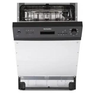 Montpellier MDI655K Semi Integrated Dishwasher
