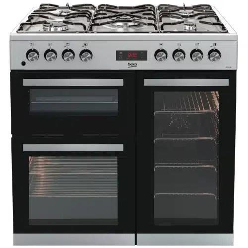 Beko KDVF90X Range Cooker