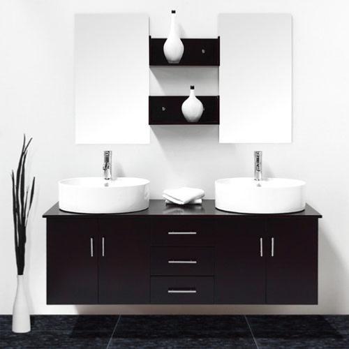 ensemble de salle de bain complet modele ivoire
