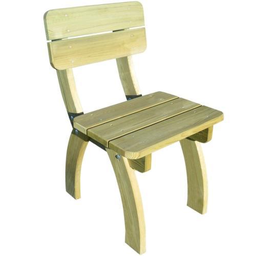 table jardin avec banc et chaises type pique nique